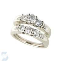 03184 1.73 Ctw Bridal Engagement Ring