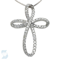 03209 0.26 Ctw Fashion Pendant