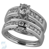 03253 1.39 Ctw Bridal Engagement Ring