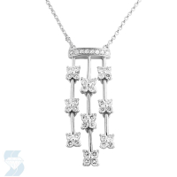 03257 0.96 Ctw Fashion Pendant