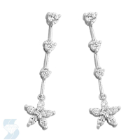 3261 0.76 Ctw Fashion Earring