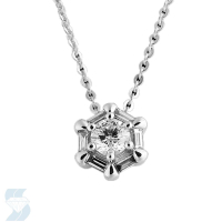 03265 0.40 Ctw Fashion Pendant