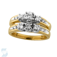 03304 0.48 Ctw Bridal Engagement Ring