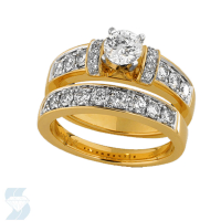 03311 1.43 Ctw Bridal Engagement Ring