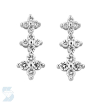 03320 0.52 Ctw Fashion Earring