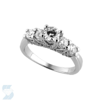 03321 1.23 Ctw Bridal Engagement Ring