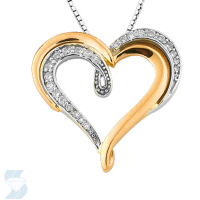 03328 0.25 Ctw Fashion Pendant