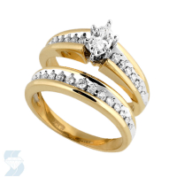 3418 0.50 Ctw Bridal Engagement Ring