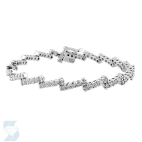 3477 3.14 Ctw Fashion Bracelet Link