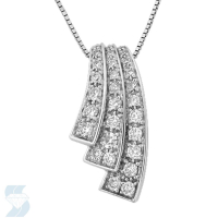 3492 0.47 Ctw Fashion Pendant