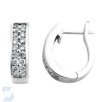 03494 0.58 Ctw Fashion Earring