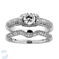 03496 1.20 Ctw Bridal Engagement Ring