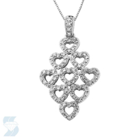 3499 0.48 Ctw Fashion Pendant