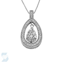 03504 0.49 Ctw Fashion Pendant
