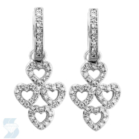 03514 0.49 Ctw Fashion Earring