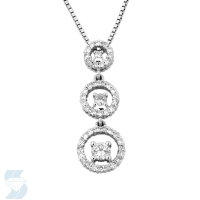 3516 0.48 Ctw Fashion Pendant