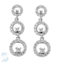 3517 0.47 Ctw Fashion Earring