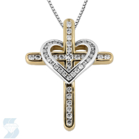 03531 0.49 Ctw Fashion Pendant