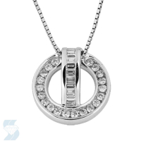 03532 0.50 Ctw Fashion Pendant