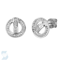 3533 0.49 Ctw Fashion Earring