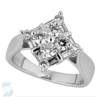 03535 1.03 Ctw Fashion Fashion Ring