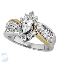 03536 1.47 Ctw Bridal Engagement Ring