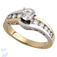 03545 0.99 Ctw Bridal Engagement Ring