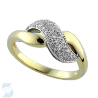 03558 0.24 Ctw Fashion Fashion Ring