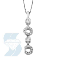 3575 0.47 Ctw Fashion Pendant