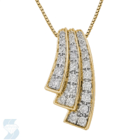 3597 0.47 Ctw Fashion Pendant