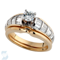 03603 1.33 Ctw Bridal Engagement Ring