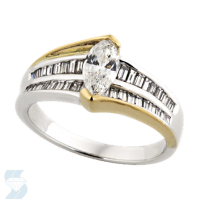 03604 1.15 Ctw Bridal Engagement Ring