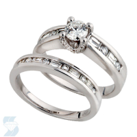 03605 1.18 Ctw Bridal Engagement Ring