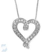 03607 0.49 Ctw Fashion Pendant
