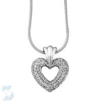 03610 0.96 Ctw Fashion Pendant