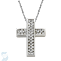 3616 0.51 Ctw Fashion Pendant