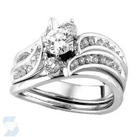 3620 0.98 Ctw Bridal Engagement Ring