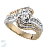 03623 1.02 Ctw Bridal Engagement Ring