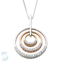 3627 0.50 Ctw Fashion Pendant