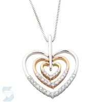 3628 0.50 Ctw Fashion Pendant