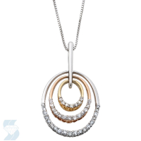 3631 0.50 Ctw Fashion Pendant