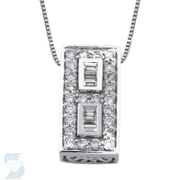 3671 0.28 Ctw Fashion Pendant