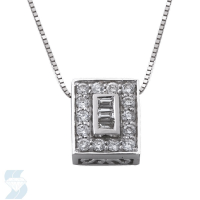 3673 0.23 Ctw Fashion Pendant