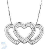 03685 0.25 Ctw Fashion Pendant