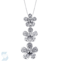 3692 0.31 Ctw Fashion Pendant
