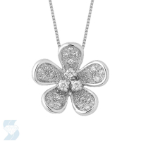 3708 0.15 Ctw Fashion Pendant