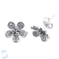 03709 0.20 Ctw Fashion Earring