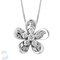 3712 0.15 Ctw Fashion Pendant