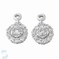 03727 0.49 Ctw Fashion Earring