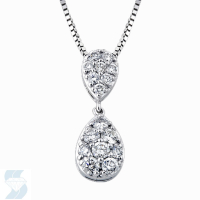 3730 0.48 Ctw Fashion Pendant